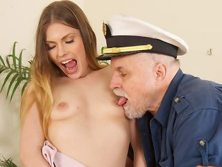 Pleasing Daddy - Young Girls Fucking Mature Daddies!